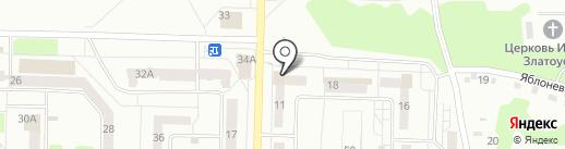 Выгодный на карте Новокузнецка