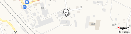 ЮжКузбассМеталл на карте Осинников