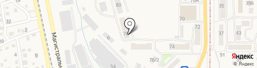 ЮжКузбасспроектстрой на карте Осинников