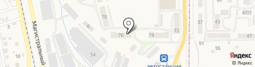 Центр социального обслуживания граждан пожилого возраста и инвалидов Осинниковского городского округа на карте Осинников