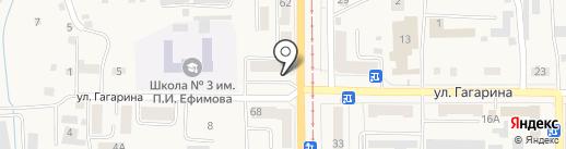 АЙС-ХОЛОД на карте Осинников