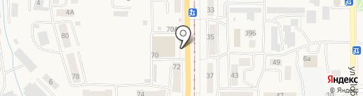 Церковная лавка на карте Осинников