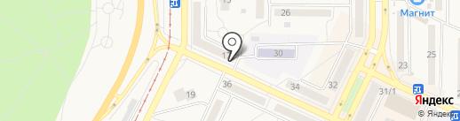 Askona на карте Осинников