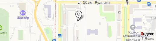 Социально-реабилитационный центр для несовершеннолетних Осинниковского городского округа, МКУ на карте Осинников