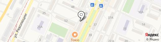Домовенок на карте Осинников
