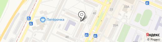 Центр Метрологии на карте Осинников