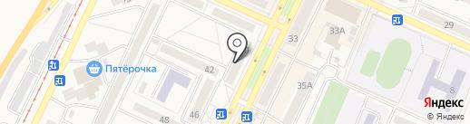 Персона на карте Осинников