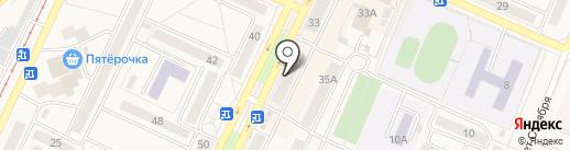 Эркер на карте Осинников