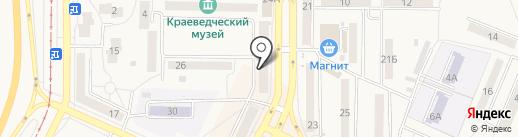 ПроектСтрой на карте Осинников