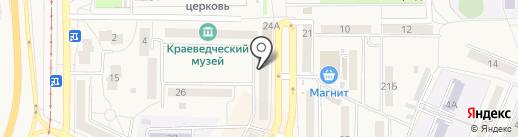 Соблазн на карте Осинников