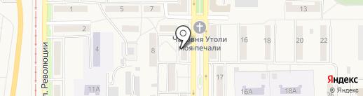 Экспресс-Займы на карте Осинников