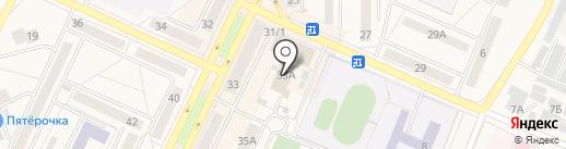 Осинниковский центр телекоммуникаций на карте Осинников