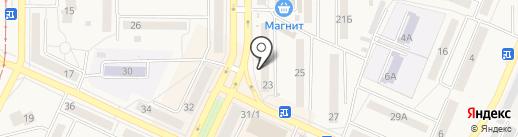 МЕТИЗ на карте Осинников