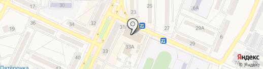 СтройДом на карте Осинников