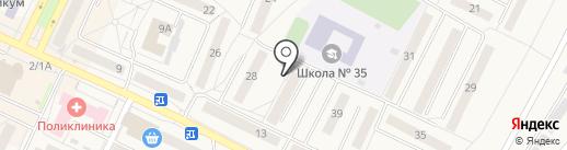 Двери Дёшево на карте Осинников
