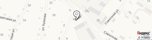 Администрация Терсинского сельского поселения на карте Сидорово