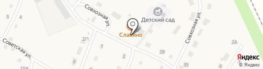 Фельдшерско-акушерский пункт на карте Сидорово