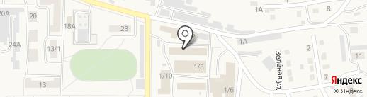 Автомойка на карте Осинников