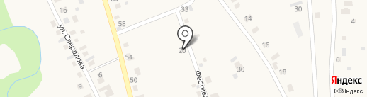 Авто Логистика на карте Атаманово