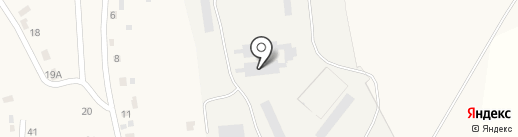Серебряная подкова на карте Атаманово