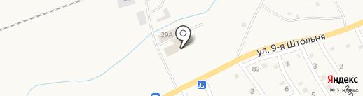 Архивное Управление Администрации Осинниковского городского округа на карте Осинников