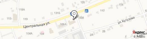 Банкомат, Сбербанк России на карте Атаманово