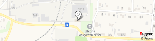 Продуктовый магазин на карте Тальжино