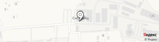 Авто Партс на карте Тальжино