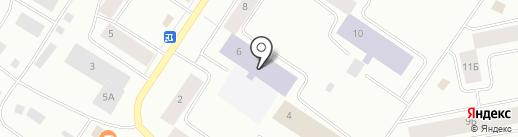 Детский сад №84, Голубок на карте Норильска