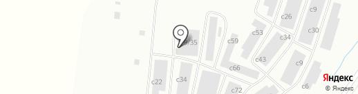 Клаксон на карте Норильска