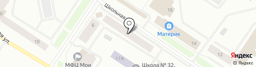 ФОКУС на карте Норильска