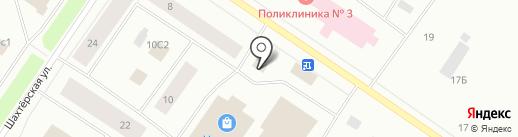 PROРЕМОНТ на карте Норильска
