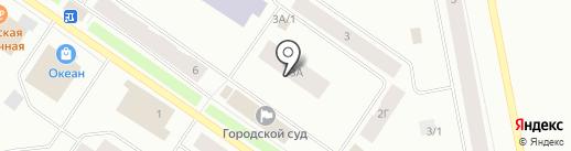 Росбанк, ПАО на карте Норильска