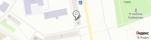 Уют на карте Норильска