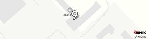 Крас-Тайм на карте Норильска