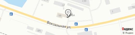 Автосервисная мастерская на карте Норильска