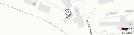 Центр автомобильной электроники на карте Норильска
