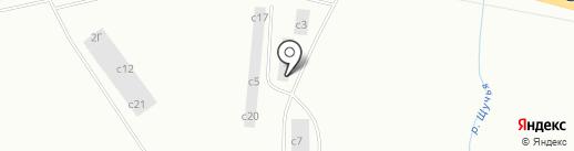 Автомобильная электроника XXI века на карте Норильска