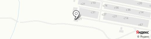 Барклай на карте Норильска