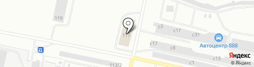 555 на карте Норильска