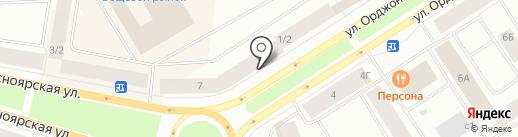 Мастерская по ремонту часов и услугам гравировки на карте Норильска
