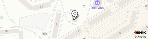У Ивана на карте Норильска