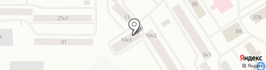 Smart на карте Норильска