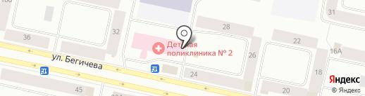 Бюро медико-социальной экспертизы №41 по Красноярскому краю на карте Норильска