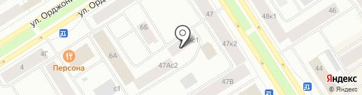 ЭкспертЪ на карте Норильска