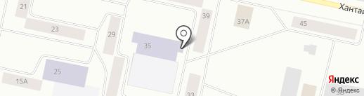 Детский сад №97, Светлица на карте Норильска