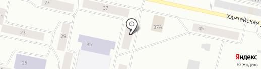 Таймырлифт на карте Норильска