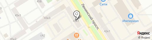 Ателье по ремонту одежды и реставрации шуб на карте Норильска