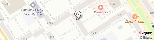 OZON.ru на карте Норильска