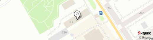 НКС на карте Норильска